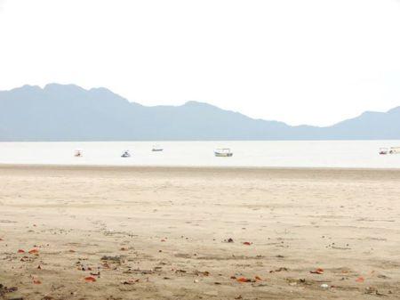 Bako Park HQ beach