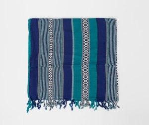 Oysho striped sarong