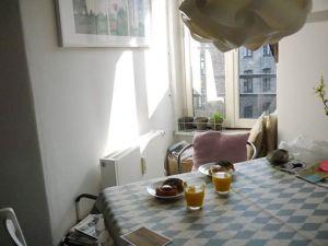 Breakfast from Bagerdygtigt, Istedgade, Copenhagen
