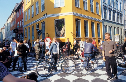 Copenhagen Latin Quarter by
