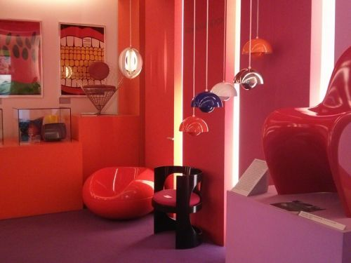 Design Museum Copenhagen display