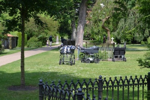 Assistens Cemetery Copenhagen