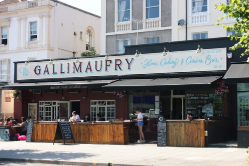 The Gallimaufry, Bristol