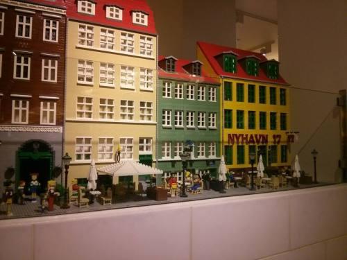 Lego Nyhavn