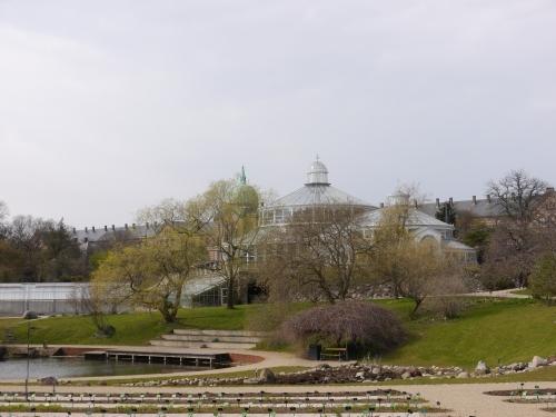 Copenhagen botanic garden