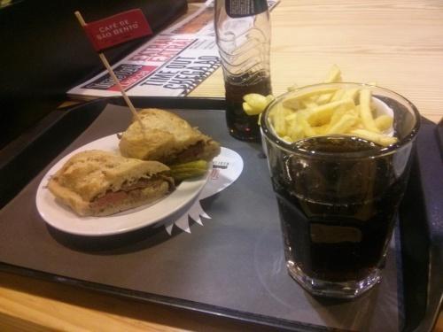 Cafe Sao Bento Mercado Ribeira
